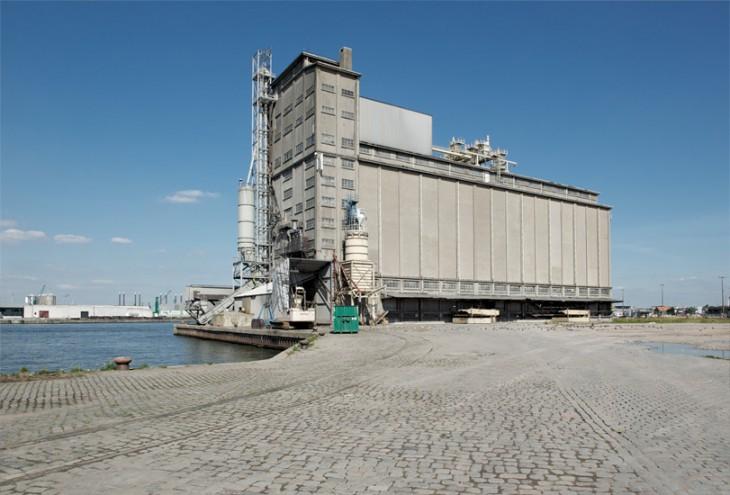 Antwerp Port, NL