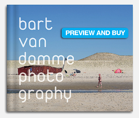 Bart van Damme Photography Blurb Book