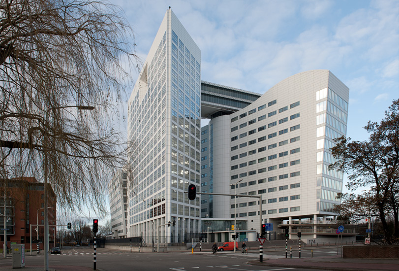 Haagse Arc Building by T+T Design architects, The Hague, NL