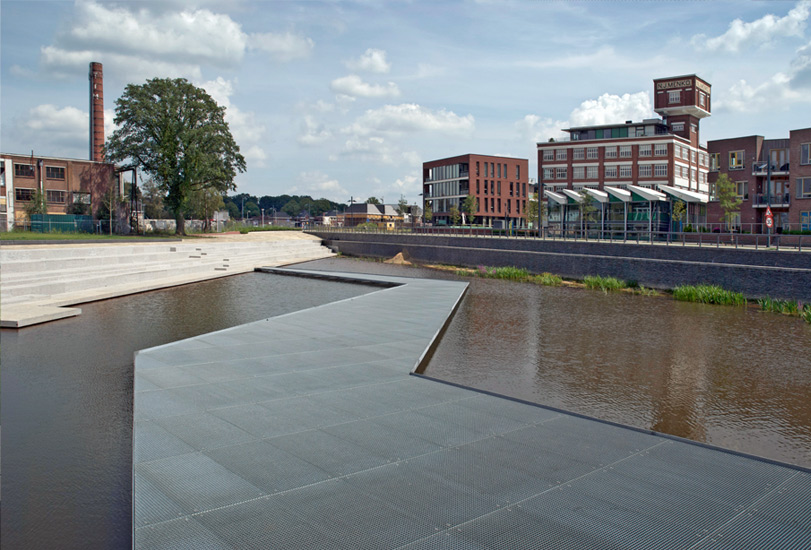 Roombeek masterplan by Pi de Bruijn/de Architekten Cie, Enschede, NL