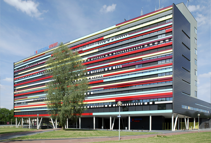 Department of Educational Studies by Ector Hoogstad architects, Utrecht Uithof, NL