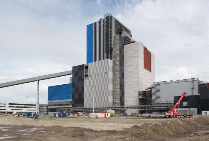 Rotterdam Maasvlakte, NL
