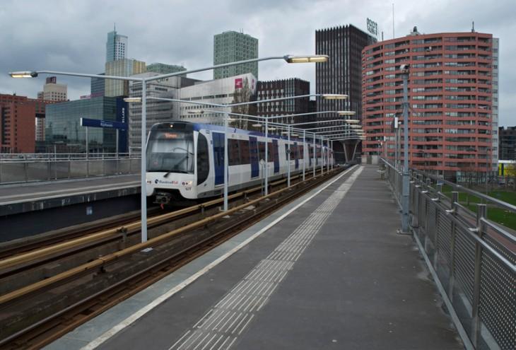 Rijnhaven, Rotterdam, NL
