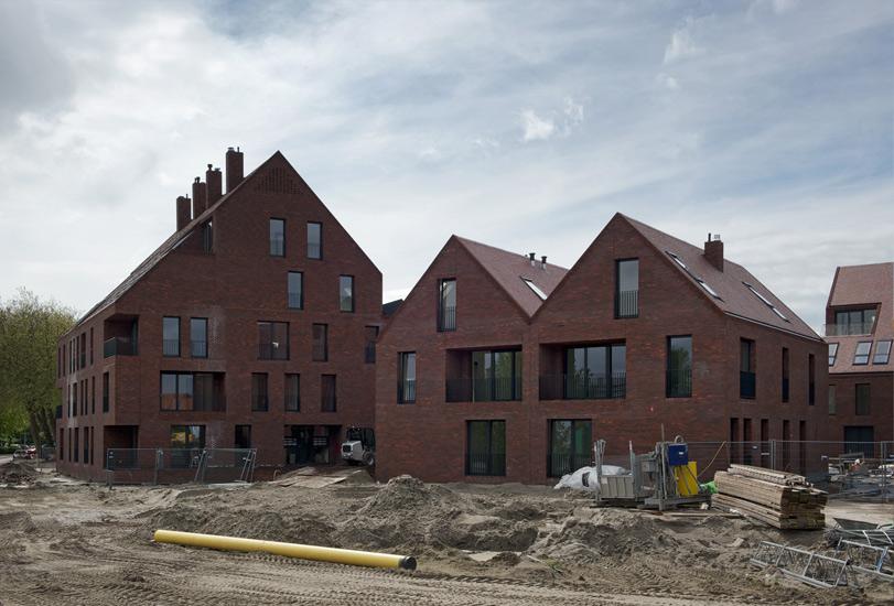 De Leeuw van Putten housing by MVRDV architects, Spijkenisse, NL