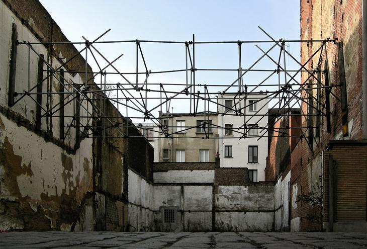 Antwerp Eilandje, B