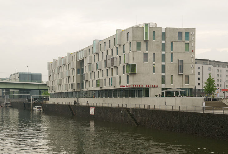 Art'otel by JSWD architects, Cologne, DE