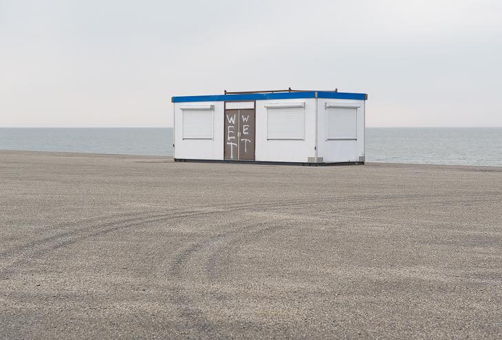 Brouwersdam, NL