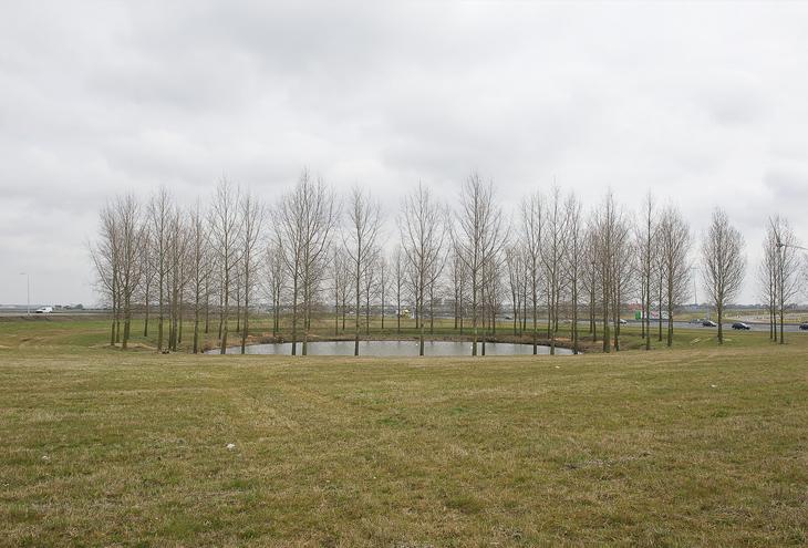 Burgerveen Interchange, NL