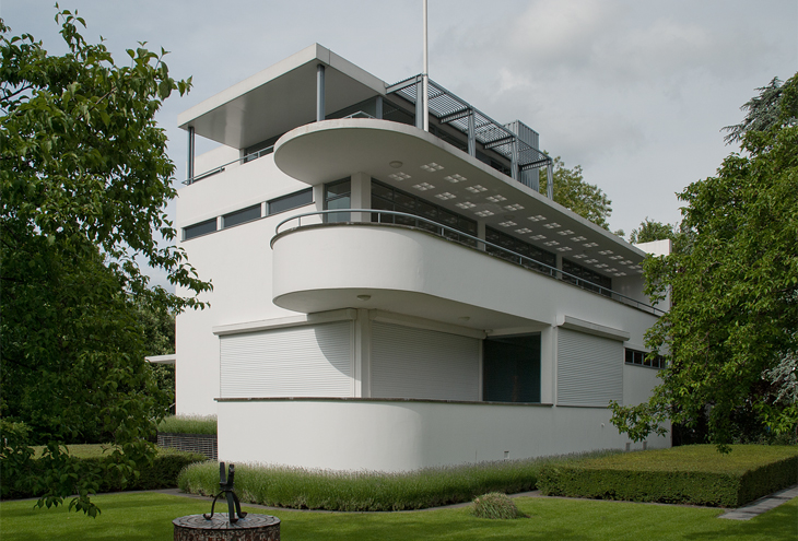 Chabot Museum [1938] by Baas & Stokla architects, Rotterdam, NL