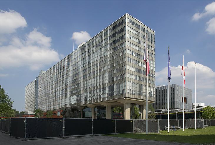 TU Campus, Eindhoven, NL
