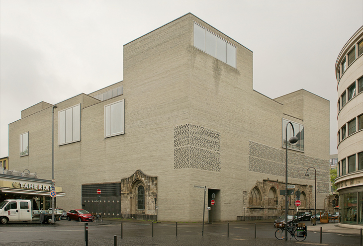 Kolumba Kunstmuseum by Peter Zumthor, Cologne, DE
