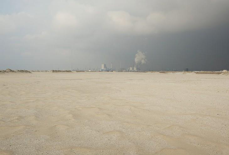 Rotterdam, Maasvlakte, NL