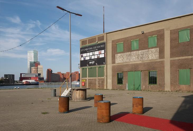 Rotterdam Katendrecht, NL