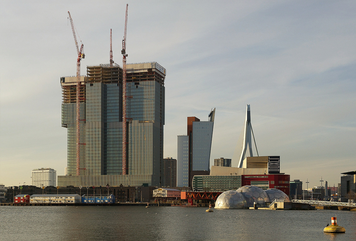 Rotterdam Kop-van-Zuid, NL