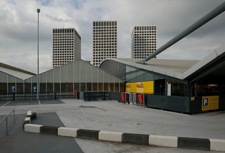Rotterdam Nieuw-Mathenesse, NL