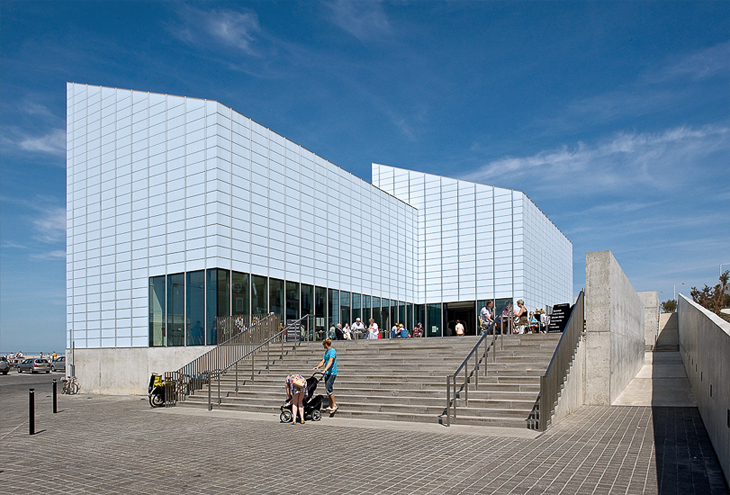 Turner Contemporary Museum by David Chipperfield architects, Margate, UK