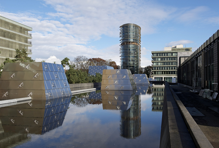 Walterboscomplex by Neutelings-Riedijk architects, Apeldoorn, NL