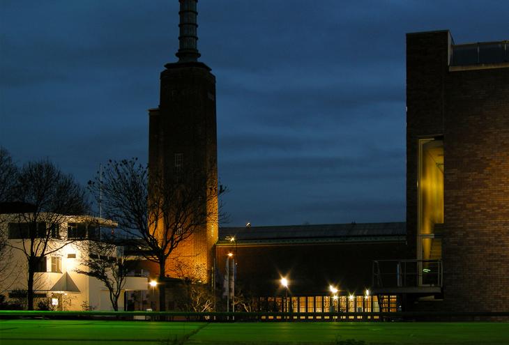 Museumpark, Rotterdam, NL