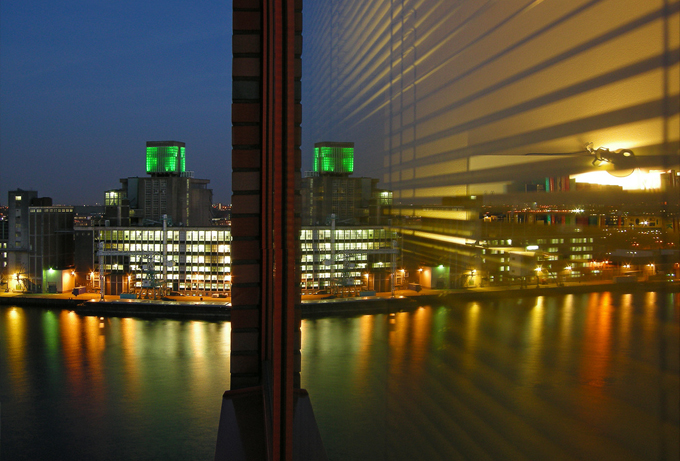 Rotterdam Wilhelminapier, NL