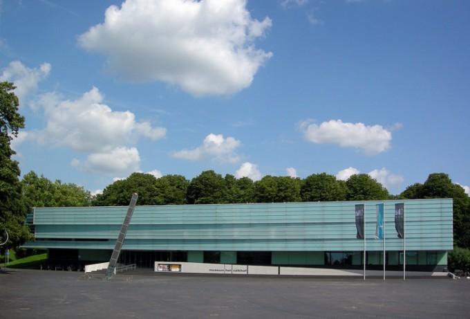 Valkhof Museum by UN-Studio, Nijmegen, NL