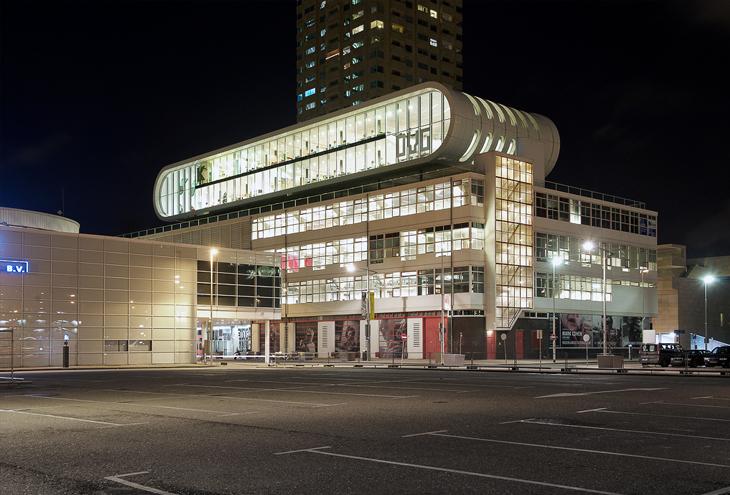 Las Palmas by Bethem & Crouwel Architects, Rotterdam, NL