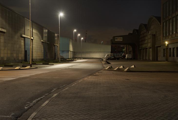 Rotterdam Waalhaven, NL