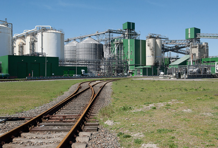 Abengoa Bioenergy Europoort, Rotterdam, NL