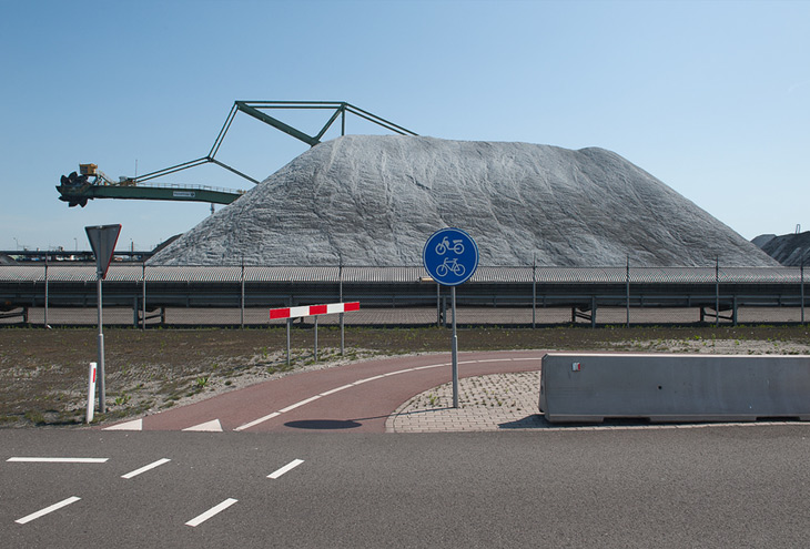 EMO, Maasvlakte, Rotterdam, NL
