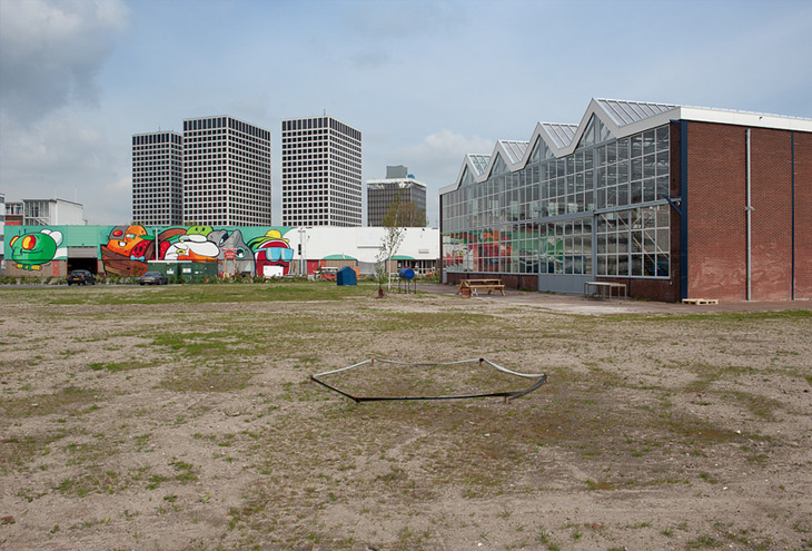 M4H Merwe-Vierhavens, Rotterdam, NL