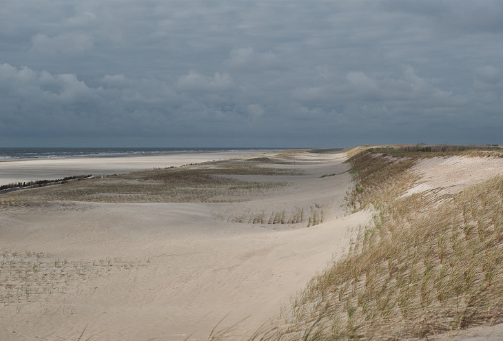 The New Hondsbossche Dunes at Camperduin by Adriaan Geuze/West-8, Petten, NL