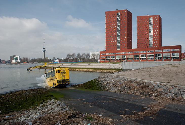 Tweede Katendrechtsehaven, Rotterdam, NL