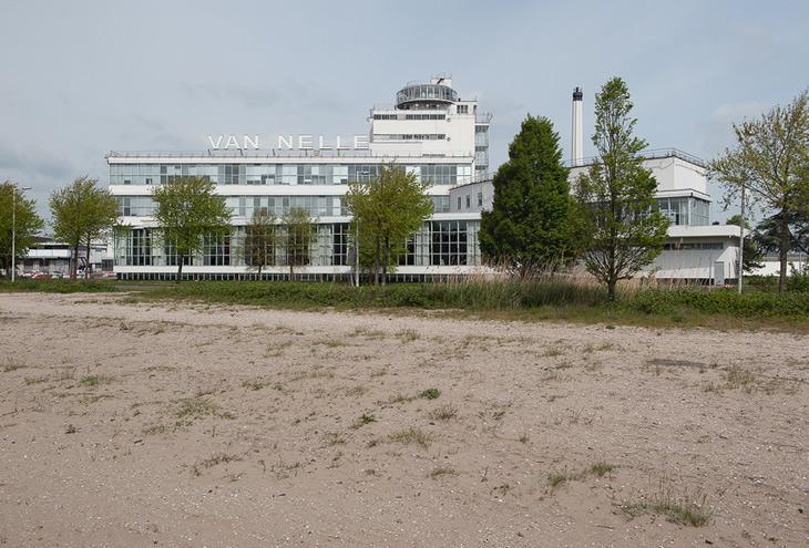Van Nelle Factory by Leendert van der Vlugt, Rotterdam, NL