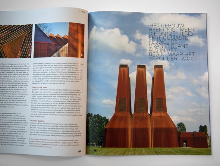 Heat Plant by Dok Architecten, Uithof University Campus, Utrecht