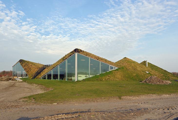 Biesbosch Museum by Studio Marco Vermeulen, Werkendam, NL