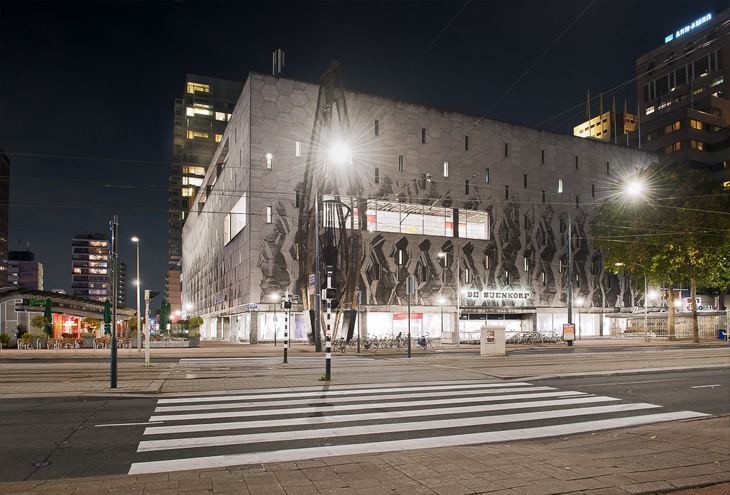 De Bijenkorf by Marcel Breuer, Rotterdam, NL