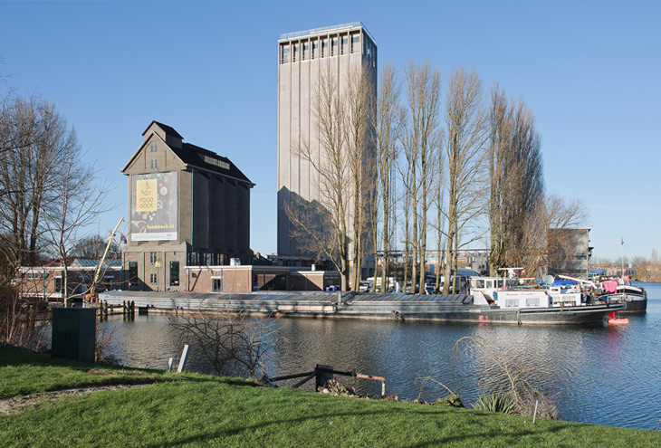 Food Dock by Wenink Holtkamp Architects, Deventer, NL