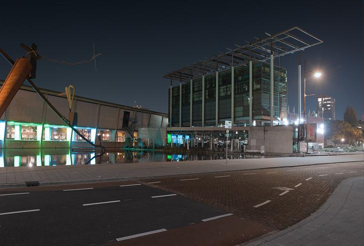 Het Nieuwe Instituut [former NAi] by Jo Coenen, Rotterdam, NL