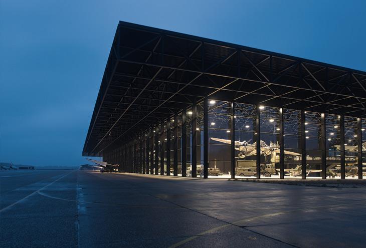 Nationaal Militair Museum by Claus Van Wageningen architecten, Soest, NL