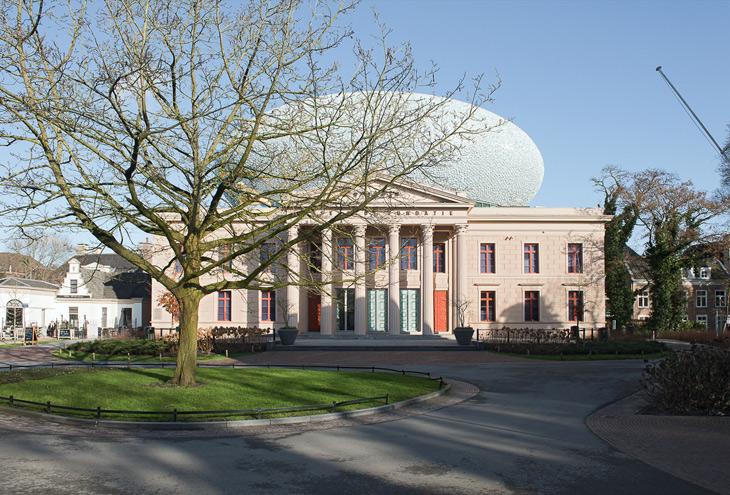 Museum De Fundatie by Eduard Louis de Coninck, Gunnar Daan & Bierman Henket, Zwolle, NL