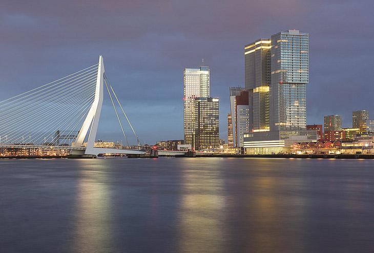 Rotterdam Nieuwe Maas, NL