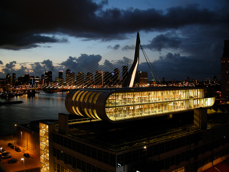 Las Palmas by Benthem-Crouwel Architects, Rotterdam, NL