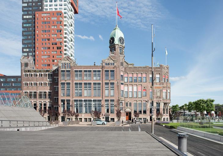Hotel New York by Muller Droogleever-Fortuyn Van der Tak, Rotterdam, NL