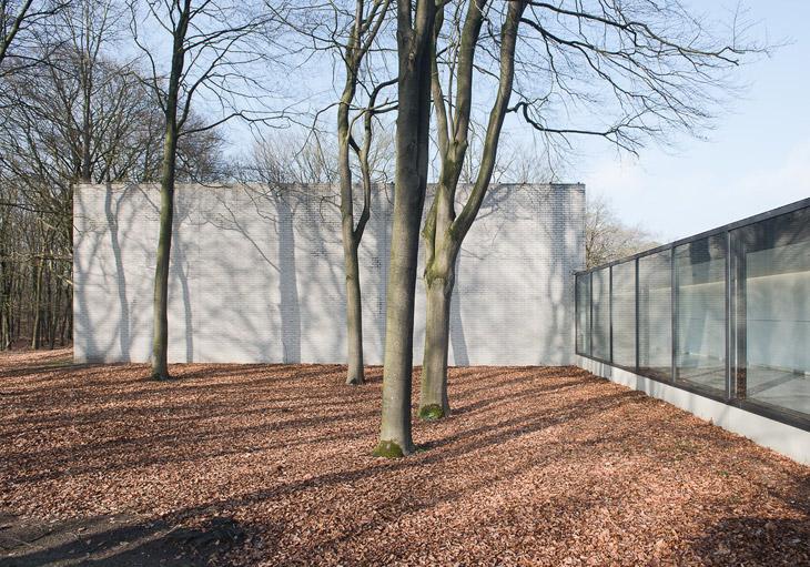 Kröller-Müller Museum by Wim Quist, Otterlo, NL