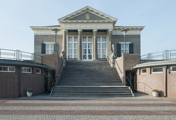 Paviljoen Von Wied by Adriaan Noordendorp, Scheveningen, The Hague, NL