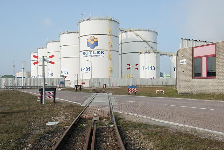 Rotterdam Botlek, NL